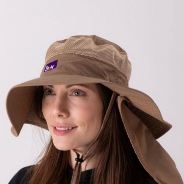 Защитна-шапка- emf-shielding-safari-hat-with-100-uv-protection