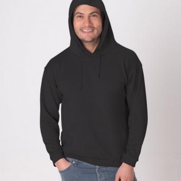 Защитна мъжка спортна блуза с качулкa