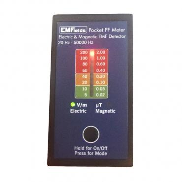 Pocket Power Frequencies Meter (ELF & VLF) PF5eb-opt_1